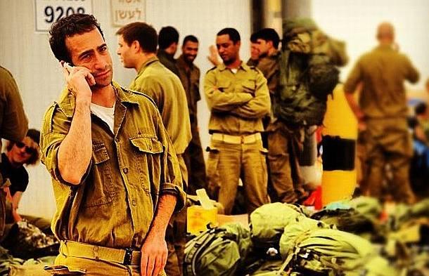 חיילי מילואים (צילום ארכיון)