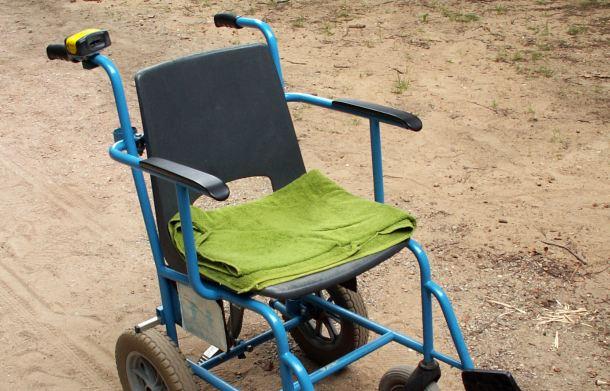 כסא גלגלים, נכים (צילום ארכיון)