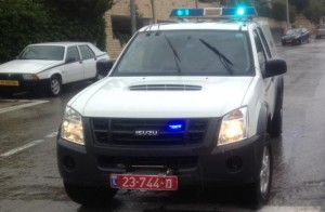 ניידת משטרה (צילום ארכיון)