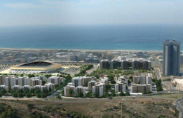 920 יחידות דיור (הדמיה באדיבות עיריית חיפה)