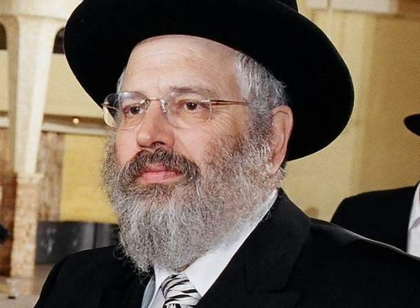 הרב דוד מאיר דרוקמן, רב העיר קרית מוצקין