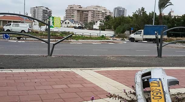 הכיכר שמטרידה את ראש עיריית קרית ביאליק, אלי דוקורסקי