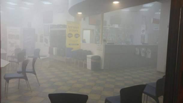 שריפה פרצה בחנות אייבורי בחוצות המפרץ